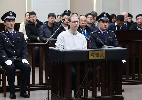"""The Canadian Press: """"China acting 'arbitrarily' in imposing drug case death sentence, Trudeau says"""