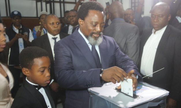 RDC : la transition dans la paix sans la démocratie