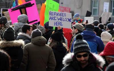 Denying Entry to Asylum Seekers Does Not Make Canada Safe