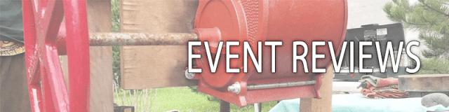 EventsReviews