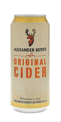 Keiths – Original Cider