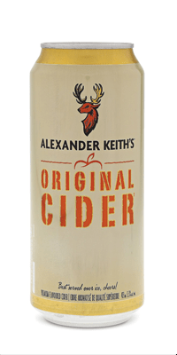 Keiths – Original Cider