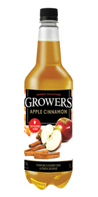 Growers – Apple Cinnamon