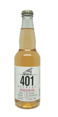 401 Brewery – Orchard Blend
