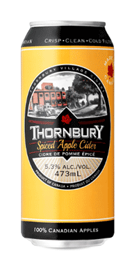 Thornbury – Spiced Apple