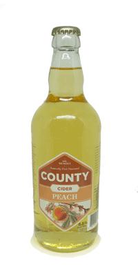 County Cider – Peach