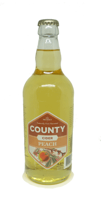 County Cider – Peach