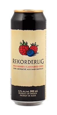 Rekorderlig – Wild Berries