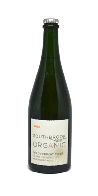 Southbrook Vineyards – Wild Ferment Organic Cider