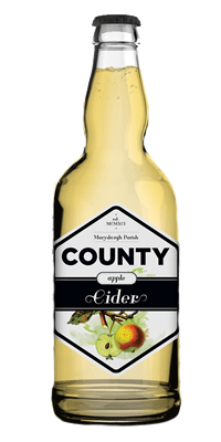County Cider – Apple
