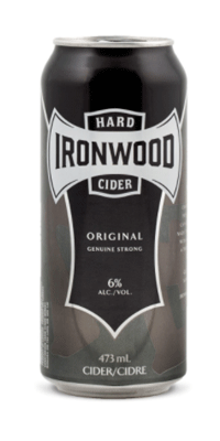 Ironwood Cider – Original