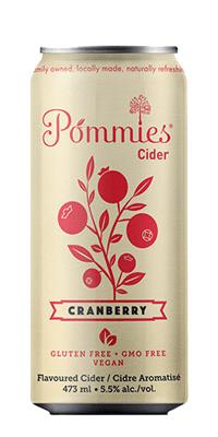 Pommies – Cranberry