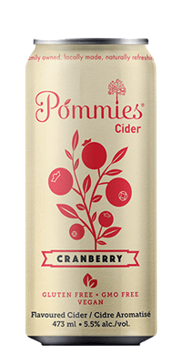 Pommies – Cranberry