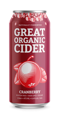 Great Cider – Cranberry