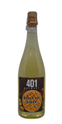 401 Cider Company – Apple Pie Cider