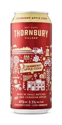 Thornbury – Cranberry Apple