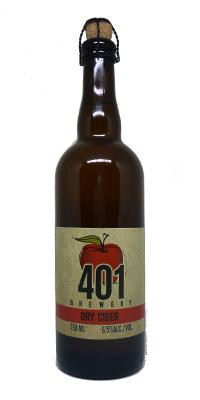 401 Brewery – Dry Cider
