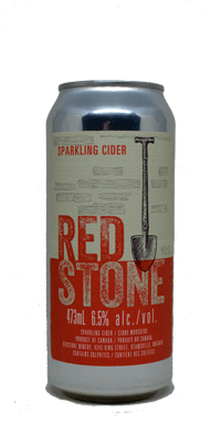 Red Stone Sparkling Cider