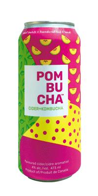 Pombucha – Cider+Kombucha