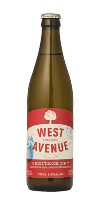 West Ave – Heritage Dry