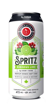 Brickworks – Spritz Hibiscus Lime