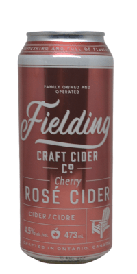 Fielding Craft – Cherry Rosé Cider