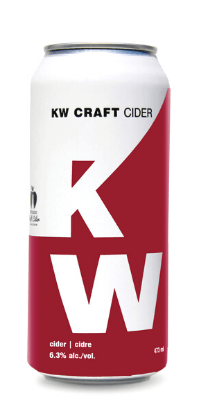 KW Cider – Canadian Shield Berries Rosé