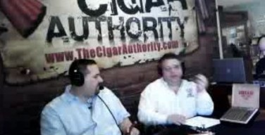 The Cigar Authority Inaugural Show 4/3/2010