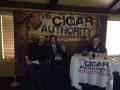 Cigar Royalty with Henke and Klaas Peter Kelner