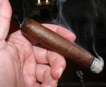 Testarosso Topaz Cigar Review