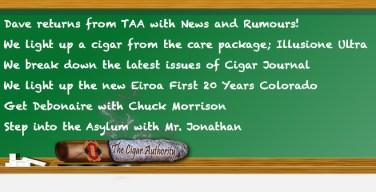 Webcast: It's No Illusion We Smoke The New Eiroa 20 Year Colorado