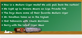 Webcast: The Ugly Truth About Maduro Cigars