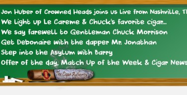 Webcast: Crowned Heads' Le Careme & We Say Farewell To Gentleman Chuck Morrison