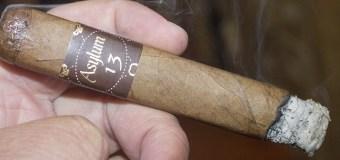 Asylum 13 Oblongata Cigar Review