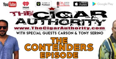 VODCast: Contenders For Cigar of the Year Announcement with Carson & Tony Serino