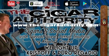 VODCast: Does Social Media Hurt The Cigar Industry With Jarrid Trudeau of Kristoff Cigars
