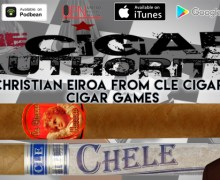 VODCast: Fun & Games With Christian Eiroa of CLE Cigars