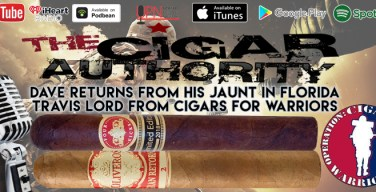 VODCast: David G Returns and We Discus Cigars For Warriors