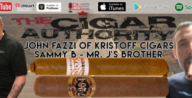 Kristoff's John Fazzi & Sammy B Steps In For Mr. Jonathan