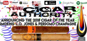 VODCast: Announcing the 2018 Cigar of the Year