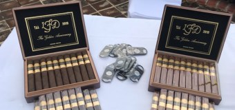 La Flor Dominicana Announces TAA 50th Segunda Edition Box Press Toro TAA Release