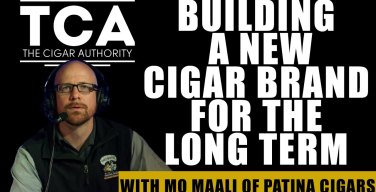 Building a Cigar Brand for the Long Term With Mo Maali of Patina Cigars