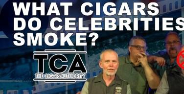 What Cigars Do Celebrities Smoke?