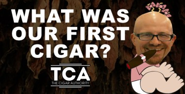 VODCast: What Was Our First Cigar?
