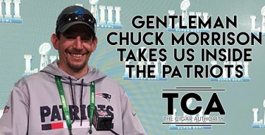 Podcast: Catching Up With Gentleman Chuck Morrison & Patriots Insider News