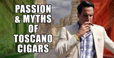 VODCast: Passion & Myths of Toscano Cigars