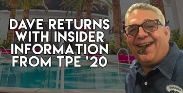 VODCast: Dave Returns With Insider Information From TPE '20
