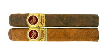 Padron 1964 Anniversary Principe Natural vs Maduro Cigar Review