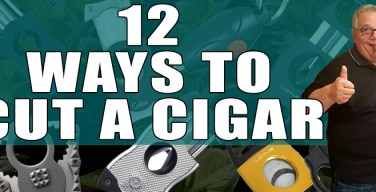 VODCast: 12 Ways To Cut a Cigar
