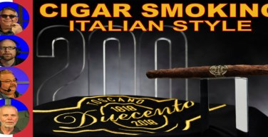 VODCast: Cigar Smoking Italian Style